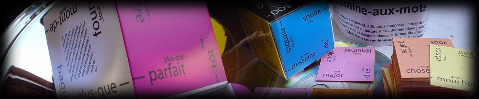 Dominomot – Jouer avec les mots !